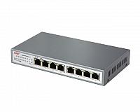 8 портовый сетевой коммутатор ONV-POE33804P