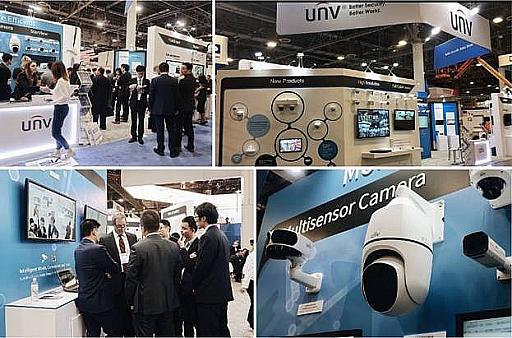 Uniview на выставке ISC West 2019