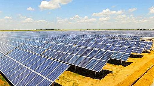 Uniview внесла вклад в развитие солнечной электростанции